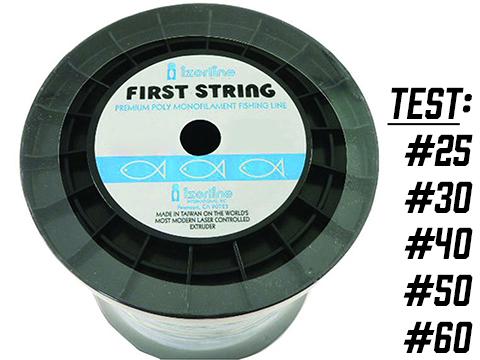 Izorline 002537 First String Bulk Mono Line