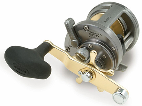 5348ef6c313 Shimano Tekota 500 Conventional Star Drag Reel