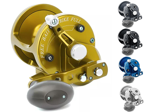 Avet LX 6/3 LX Lever Drag 2 Speed Casting Reel