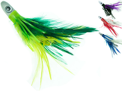 Boone Dave Workman Jr. Feather Jig