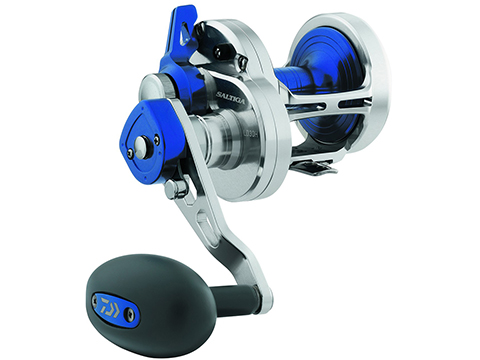 Daiwa Saltiga 2-Speed Lever Drag Conventional Reel