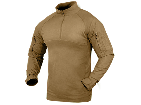 Condor Tactical Combat Shirt (Color: Tan / Small)