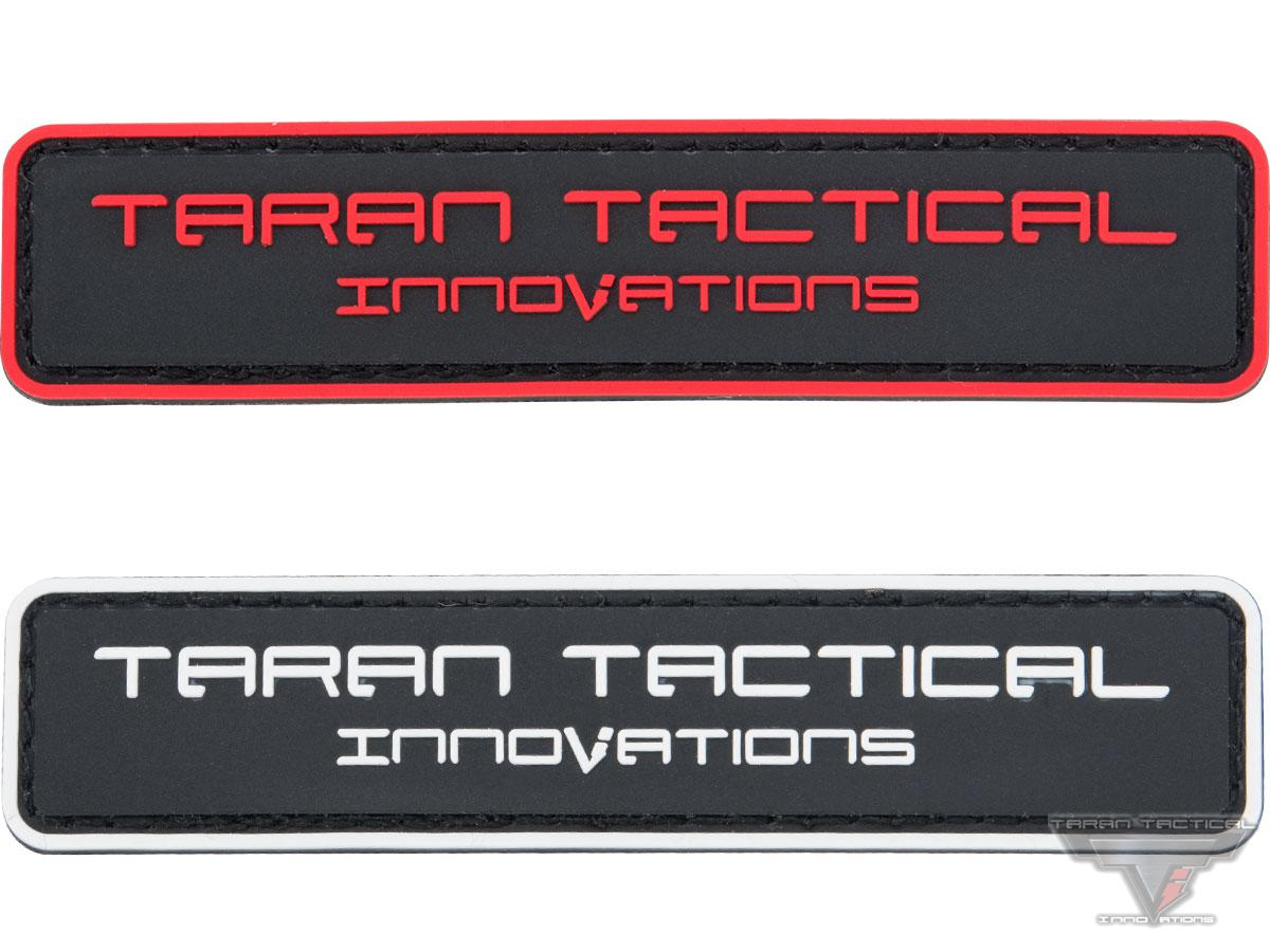 Taran Tactical Innovations PVC Logo Patch Set