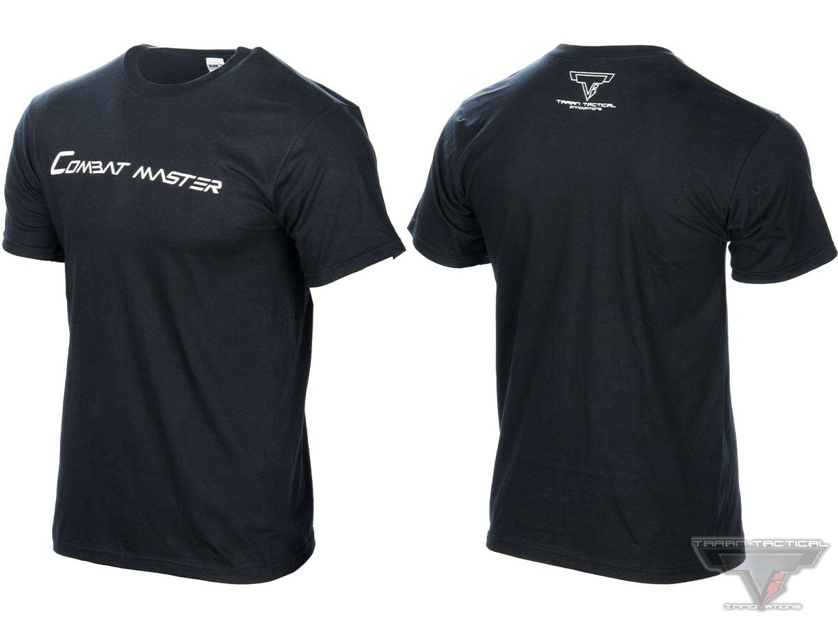 Taran Tactical Innovations Combat Master Cotton Tee Shirt (Size: Medium)