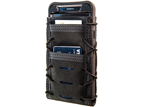 HSGI ITACO� Phone/Tech Pouch V2 (Color: Black / MOLLE - Large)