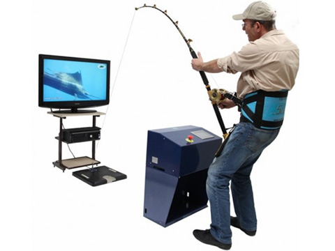 Scatri Sport Fishing Simulator - Pocket
