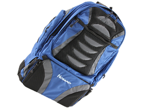 Okuma Nomad Travel Series Large Tackle Backpack