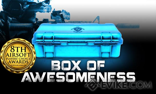 The Box of Awesomeness Black November Edition!