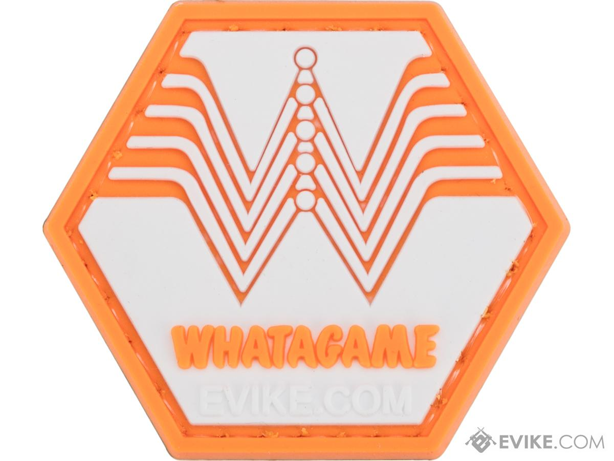 Operator Profile PVC Hex Patch Pop Culture Series 4 (Style: Whatagame)