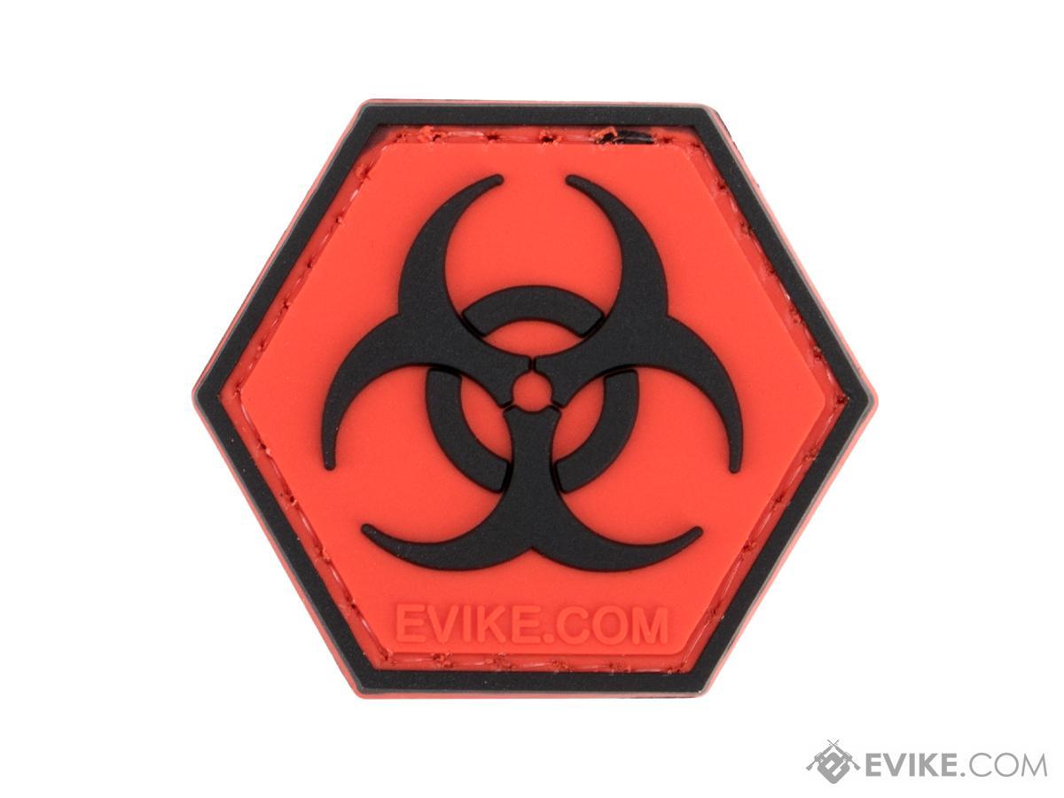 Operator Profile PVC Hex Patch Spooky Series 2 (Style: Biohazard)