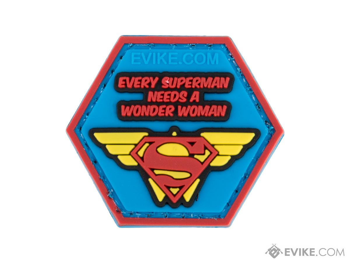 Operator Profile PVC Hex Patch Geek Series 3 (Style: Every Superman)