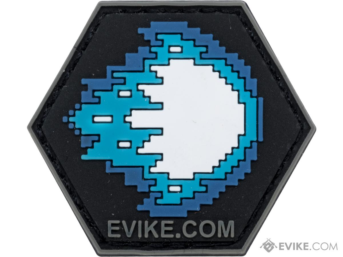 Operator Profile PVC Hex Patch Gamer Series 1 (Style: Hadouken)