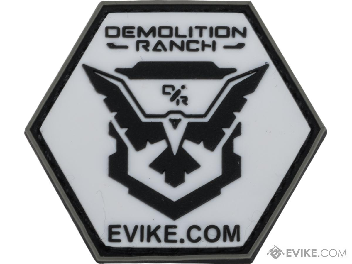 Operator Profile PVC Hex Patch Industry Series 1 (Style: Demolition Ranch)