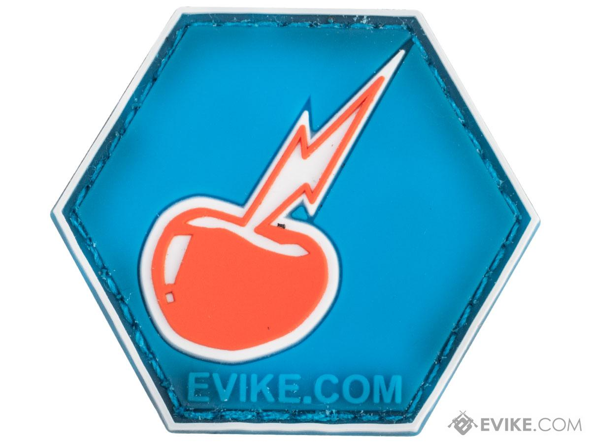 Operator Profile PVC Hex Patch Gamer Series 3 (Style: Electric Cherry)