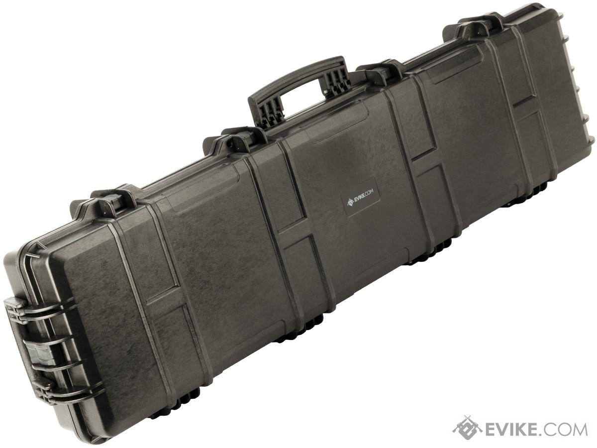 Evike.com Armory Series 51 Waterproof Shotgun / Rifle Case w/ Customizable Grid Foam