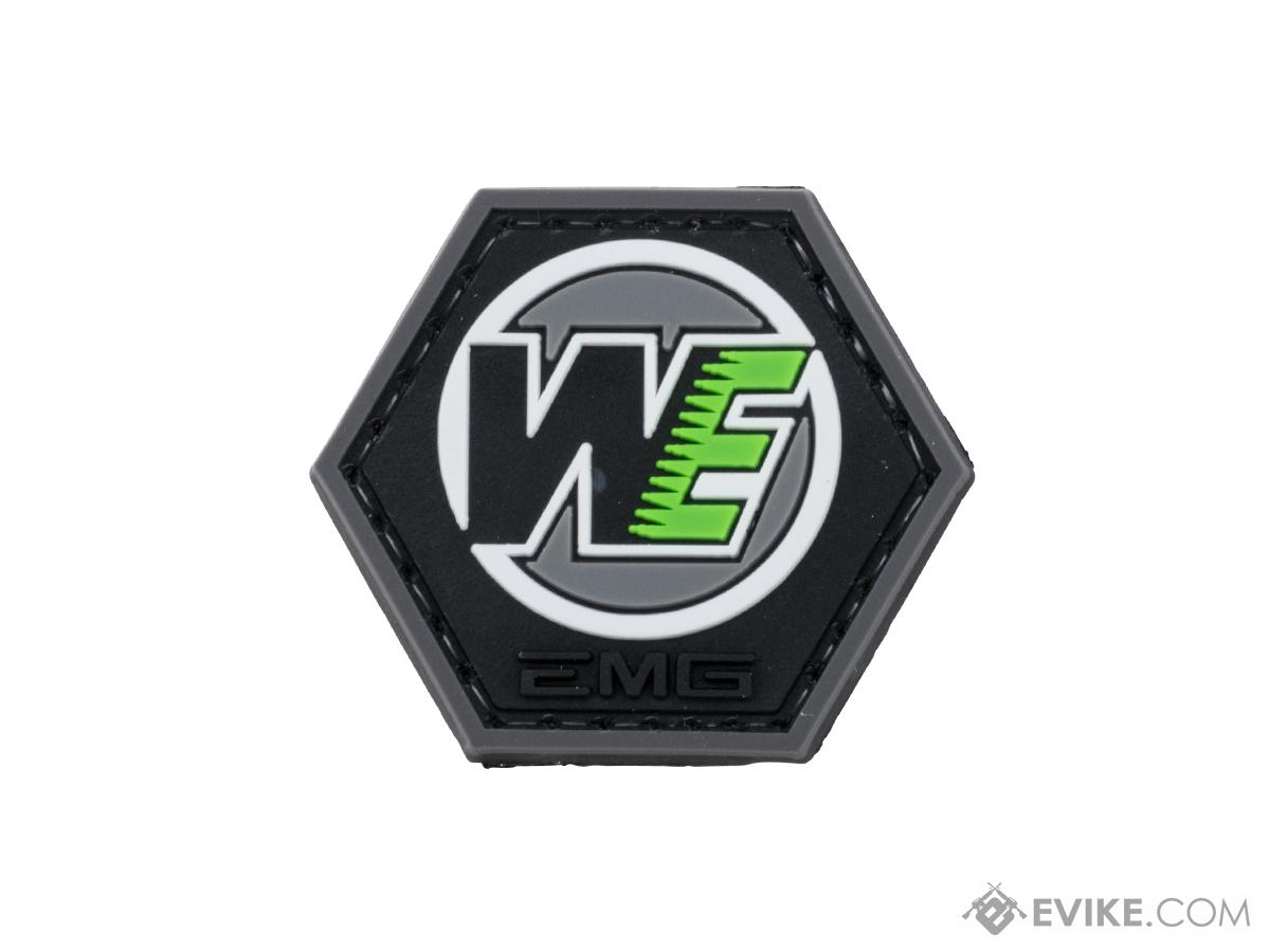 Operator Profile PVC Hex Patch Industry Series 2 (Style: WE-Tech)