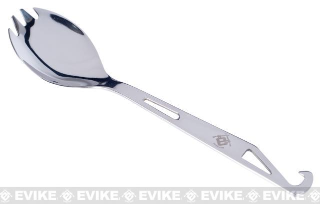 Evike.com Stainless Steel Tactical Spork As Seen on Evike TV!