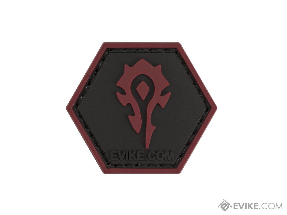 Operator Profile PVC Hex Patch Gamer Series 1 (Style: Horde)