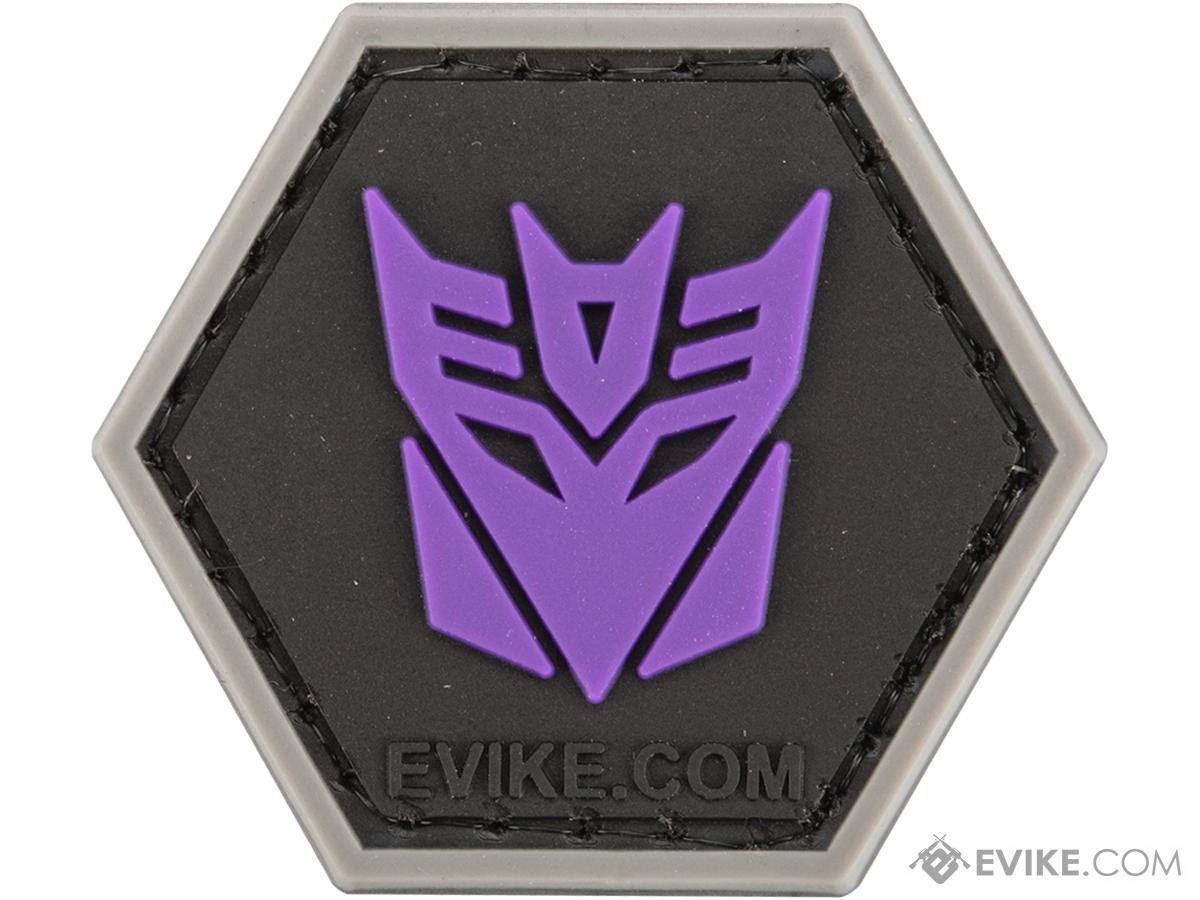 Operator Profile PVC Hex Patch Geek Series 2 (Style: Decepticons)