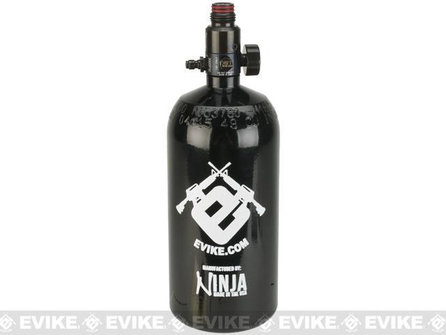 Ninja 48/3000 HPA System Aluminum Tank with Evike.com Logo