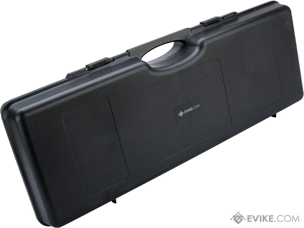 Evike.com Armory Series Rifle Case w/ Foam Padding (Length: 35 / Black)