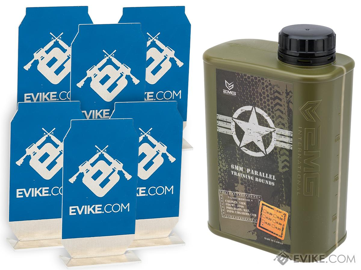 Evike.com ePopper Practical Shooting Popper Targets (Package: Stay At Home Package)