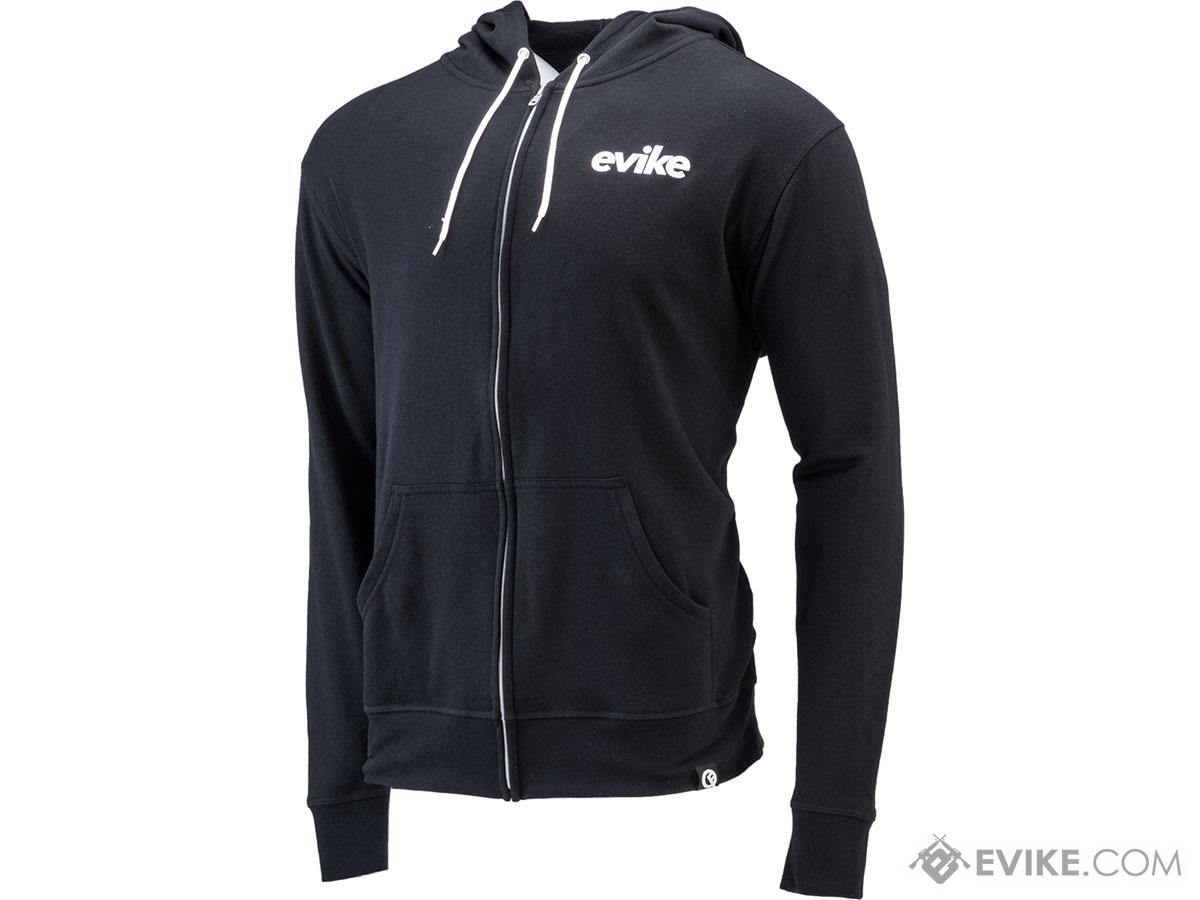Evike.com x Quikflip Hero Hoodie Lite (Color: Black / Small)