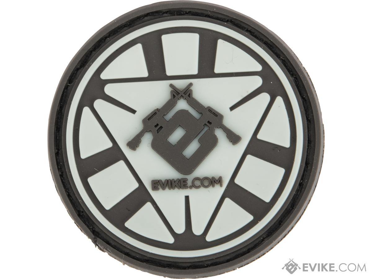 Evike.com Glow in the Dark Arc Reactor PVC Patch