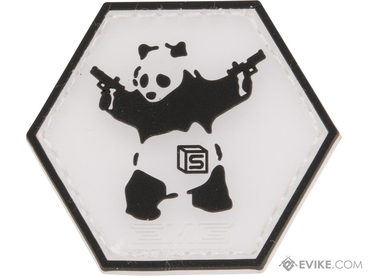 Operator Profile PVC Hex Patch Industry Series 1 (Style: Salient Arms Panda)
