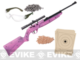 Crosman Airguns 760 Pumpmaster Starter Kit Air Gun - Pink