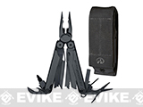 Leatherman WAVE Multi-Tool w/ Cap Crimpler & Molle Sheath - Black