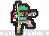 Aprilla Design PVC IFF Hook & Loop 8-Bit Series Patch (Model: Bounty Hunter)