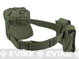 Matrix Gryffon Dragonspine Belt System (Color: OD Green)