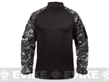 Rothco Tactical Combat Shirt - Subdued Urban Digital (Size: X-Large)