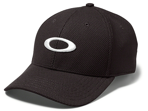 Oakley Ellipse Golf Hat (Color: Black)