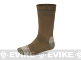 Oakley Performance Wool Crew Socks - Coyote (Medium)