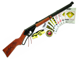 Red Ryder Model 4938 Fun Kit by Daisy (4.5mm BB GUN NOT AIRSOFT)
