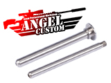 Angel Custom APS2 Type 96 First Factory PSS2 Stainless CNC Steel Spring Guide w/ Ball Bearing (7mm and 9mm)