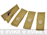 Hazard 4 MOLLE-PAL Mounting Joints For Webbing Systems - Coyote