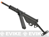 AGM Full Metal WWII MkII Sten British 9mm Full Auto Airsoft AEG Submachine Gun