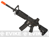 APS Full Metal M4 CQB Electric Blowback Airsoft AEG Rifle w/ Crane Stock
