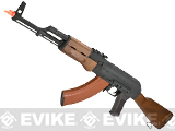 CYMA AK74-M Airsoft AEG Rifle w/ Imitation Wood Furniture -