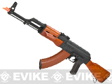 CYMA Full Metal CM036A AKM Airsoft AEG Rifle - Real Wood