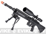 G&G Top Tech GR25 SPR Full Size Full Metal Airsoft AEG Sniper Rifle - (Package: Rifle)