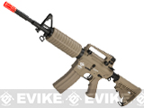 G&G Blowback GR16 DST Combat Machine Airsoft AEG Rifle - Tan (Package: Gun Only)