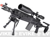 G&G Top Tech M14 EBR Full Metal Full Size Airsoft AEG Rifle - Short Version (Package: Gun Only)