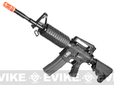 <b>Evike.com Special Edition G&G Crane Stock CM16 Carbine Airsoft AEG Rifle - (Black)</b>