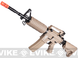 Evike.com Special Edition G&G Crane Stock CM16 Carbine Airsoft AEG Rifle - (Tan)