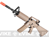 Evike.com Special Edition G&G Full Stock CM16 Carbine Airsoft AEG Rifle - (Tan)