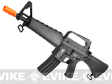 G&P Full Metal CAR-15 Airsoft AEG Rifle w/ M16-VN Retractable Stock